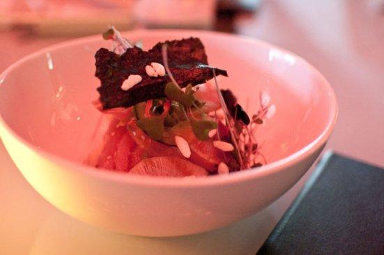 origin toronto tuna tataki