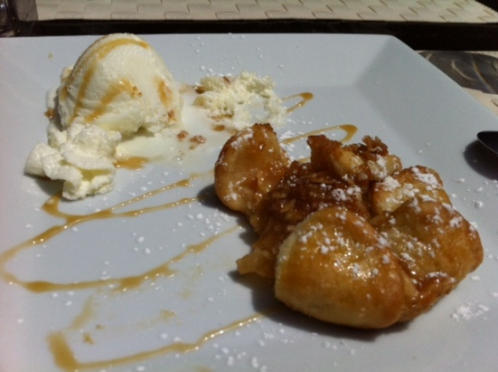 vaticano apple crumble